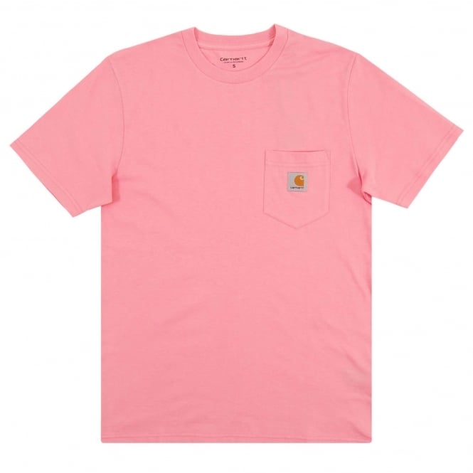 Carhartt Pocket T-Shirt Guava