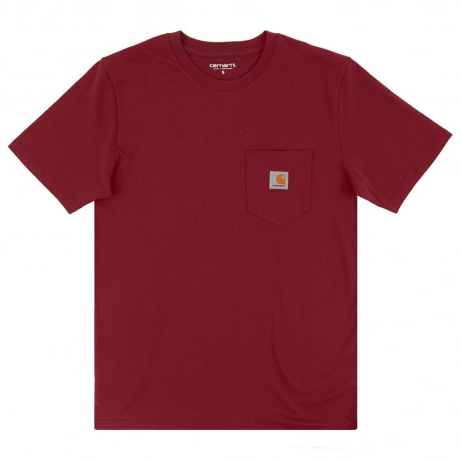 Carhartt Pocket T-Shirt Varnish