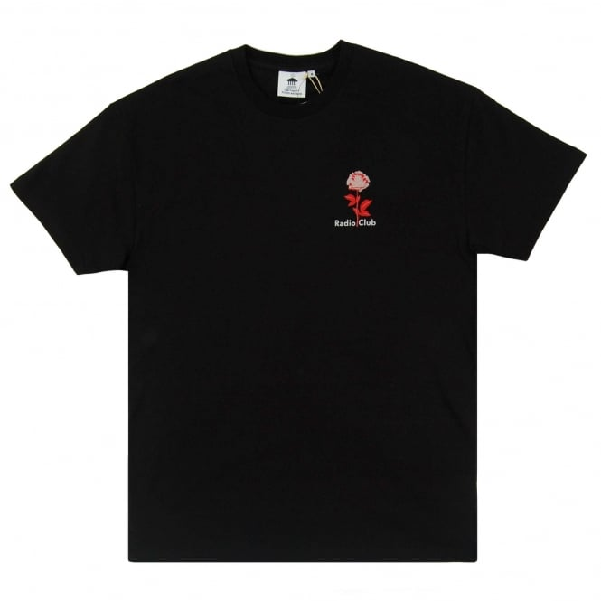 Carhartt Radio Club L.A T-Shirt Black