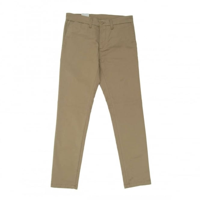 Carhartt Sid Pant Chinos Lamar Leather