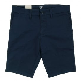 Sid Shorts Lamar Navy