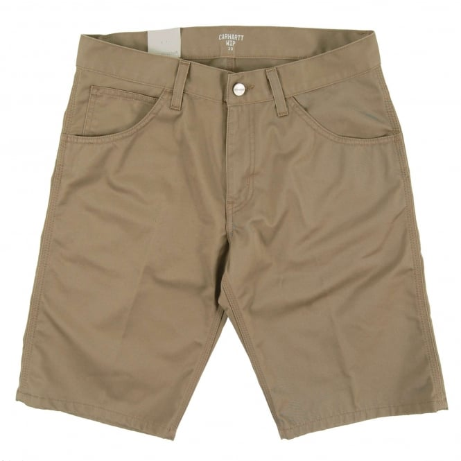 Carhartt Skill Shorts Cortez Leather