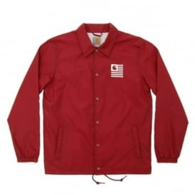 State Coach Jacket Cordovan