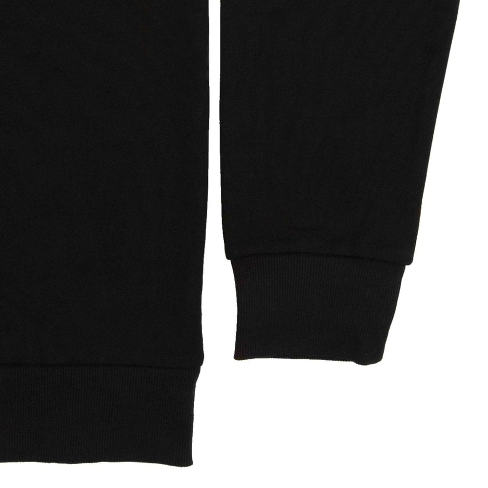 73522701 Carhartt State Patch Sweat Black - Mens Clothing from Attic Clothing UK