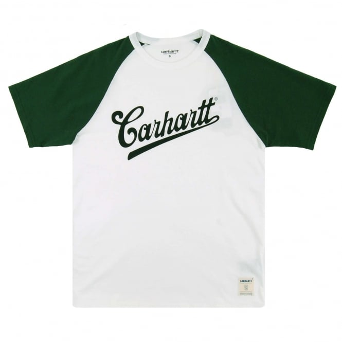 Carhartt Strike T-Shirt White Fir