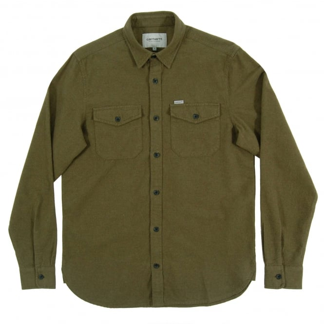 Carhartt Vendor Shirt Cypress Heather