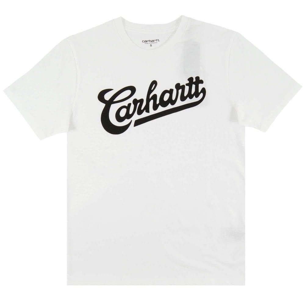 1d30bbe339d Carhartt Vintage T-Shirt White Black