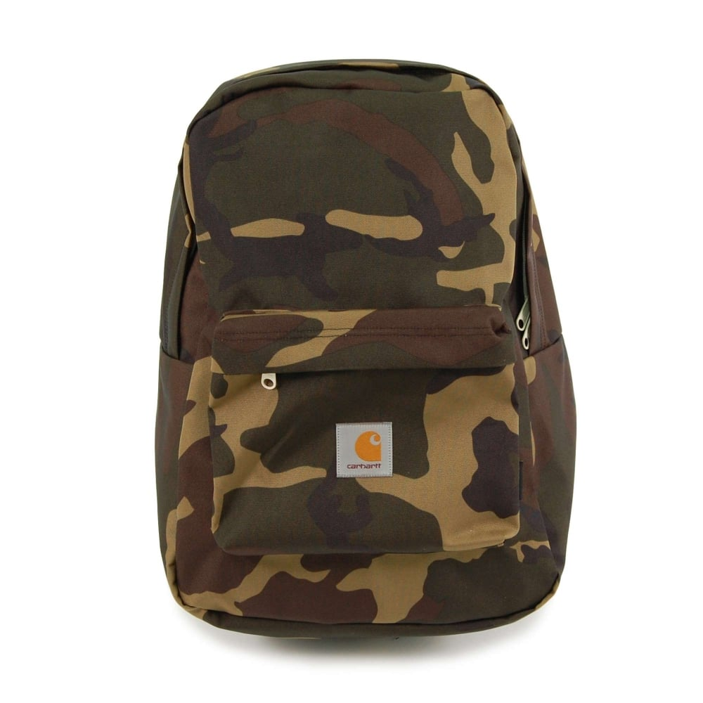 Carhartt Watch Backpack Camo Laurel - Mens Clothing from Attic ...