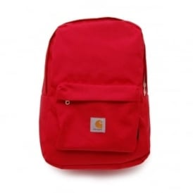 Watch Backpack Red