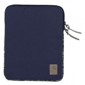 X Ikku iPad Sleeve Deep Night Camo Stain