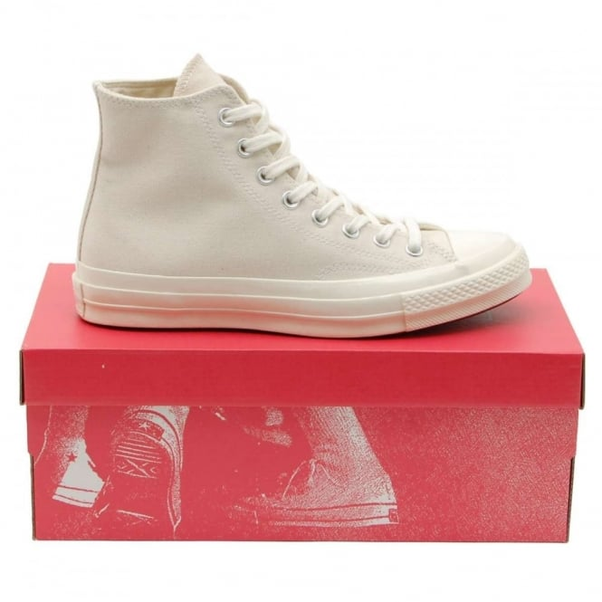 Converse Chuck Taylor 70 S Hi Mono Natural Mens Clothing