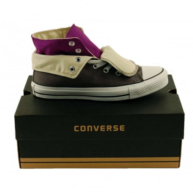 2a6d4d08a5fabb Converse Chuck Taylor All Star 2 Fold Charcoal - Mens Clothing from ...
