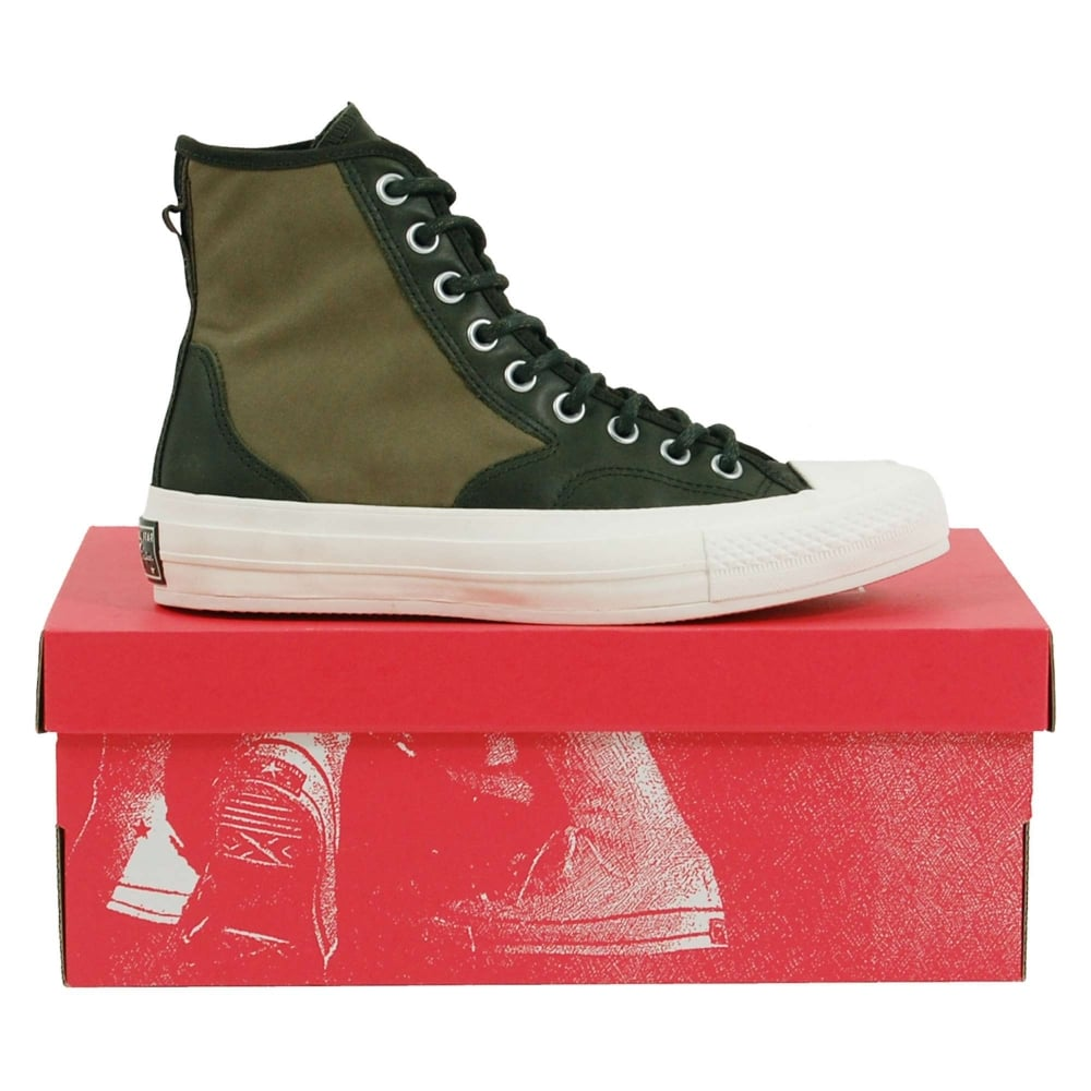 effa96163abf Converse Chuck Taylor All Star 70 Hiker Medium Olive Sequoia - Mens Clothing  from Attic Clothing UK