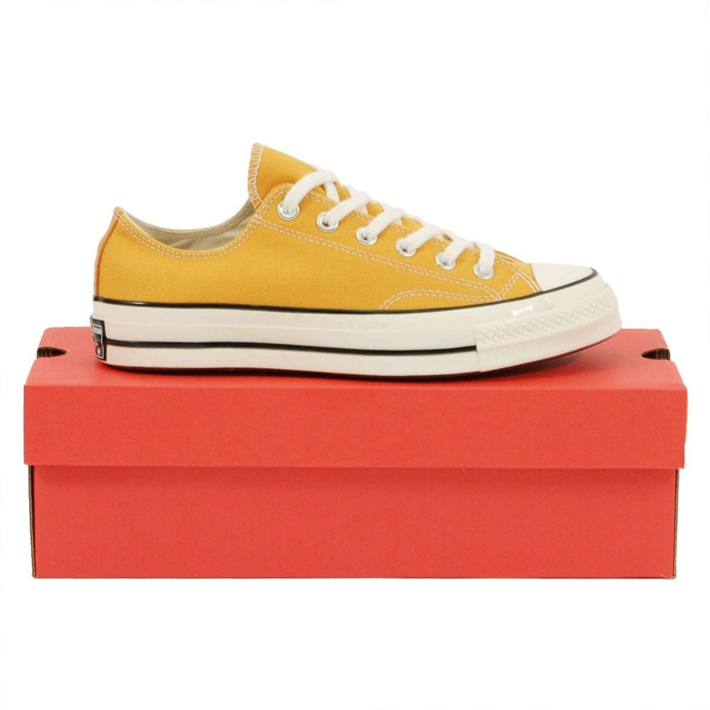 002216e978f6 Converse Chuck Taylor All Star 70 Ox Sunflower Black Egret - Mens Clothing  from Attic Clothing UK