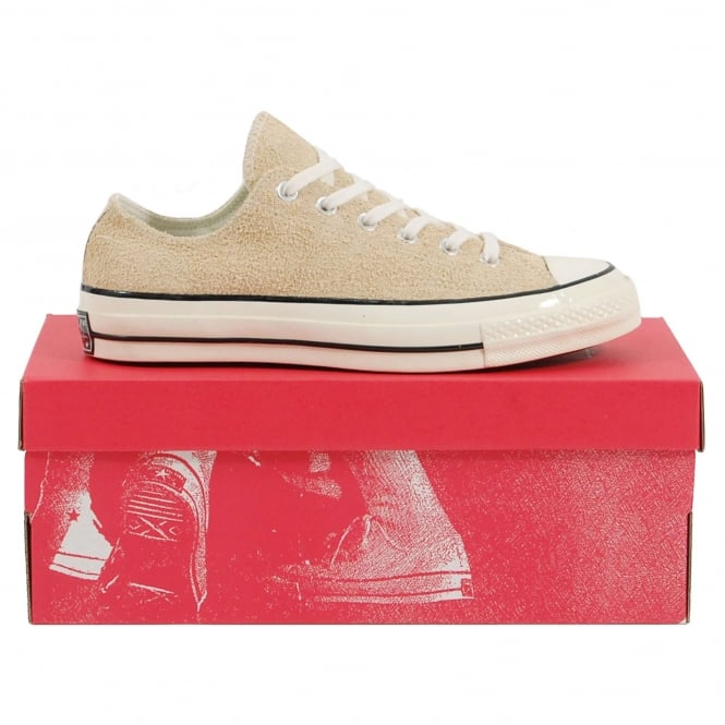 Converse Chuck Taylor All Star 70 Ox Vintage Suede Light Twine Egret