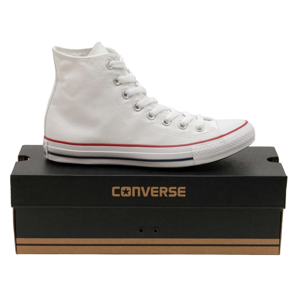 5fcad909037c Converse Chuck Taylor All Star Hi Optical White - Mens Clothing from ...