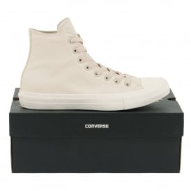 Chuck Taylor All Star II Hi Parchment White