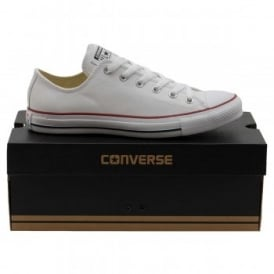 Chuck Taylor All Star Ox Leather White