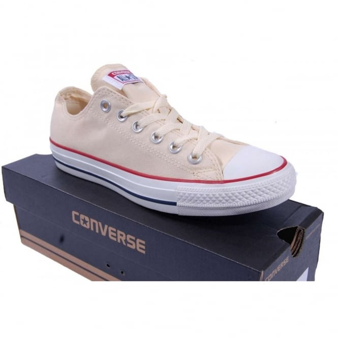 select for official thoughts on new items Converse Chuck Taylor All Star Ox Natural White