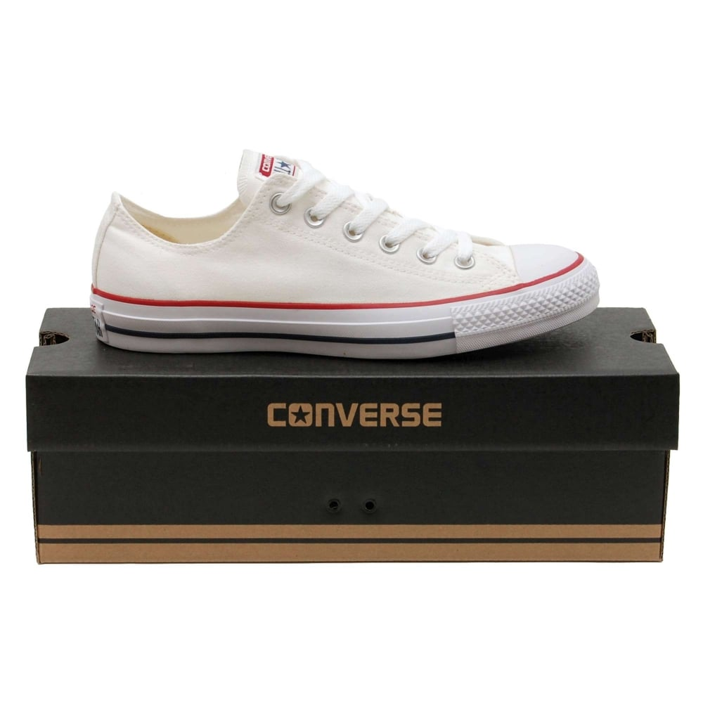 Converse Chuck Taylor All Star Ox Optical White - Mens Clothing from ... f14dca891