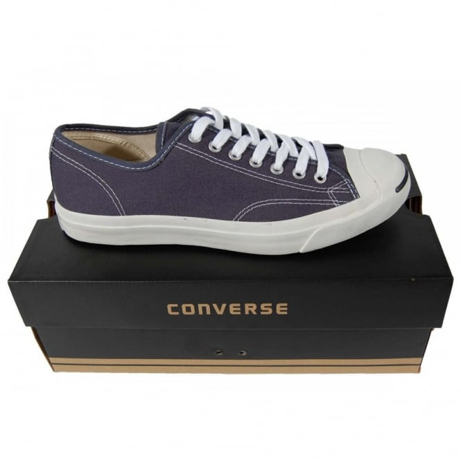 e7986aa26dbe Converse Jack Purcell LTT Athletic Navy - Mens Clothing from Attic ...