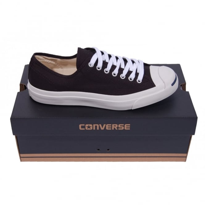 Converse Jack Purcell LTT Black White