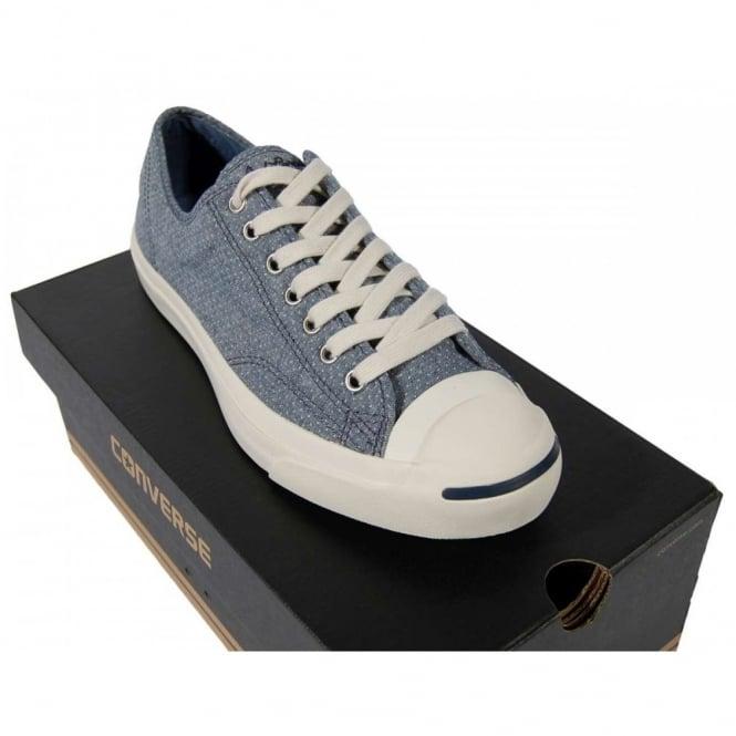 d16e800983e9 Converse Jack Purcell LTT Dark Denim White - Mens Clothing from ...