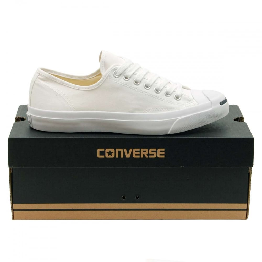 7f3a48a00af Converse Jack Purcell LTT White - Mens Clothing from Attic Clothing UK