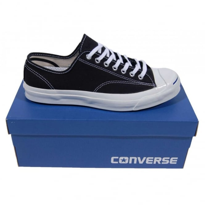 91ecfd8b916a Converse Jack Purcell Signature Black - Mens Clothing from Attic ...