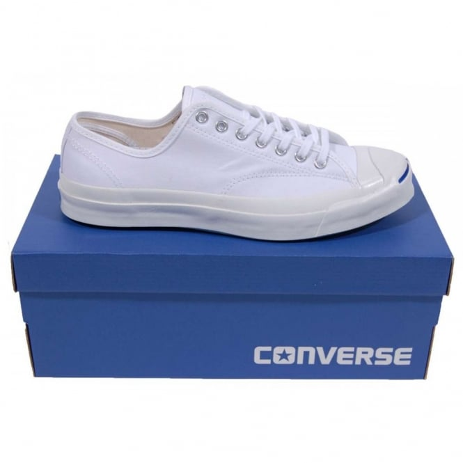 Converse Jack Purcell Signature White