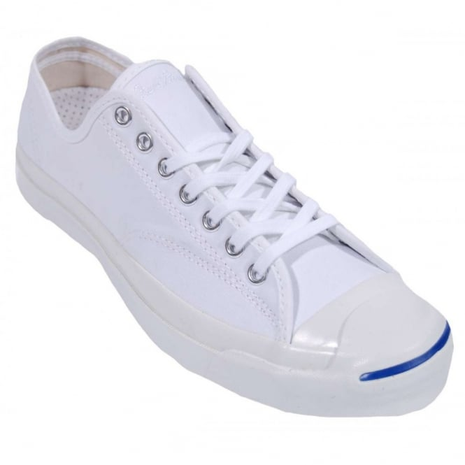 10121850bcc Converse Jack Purcell Signature White - Mens Clothing from Attic ...