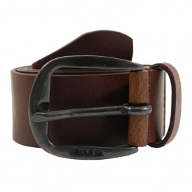 B-Reactive Belt French Roast Brown