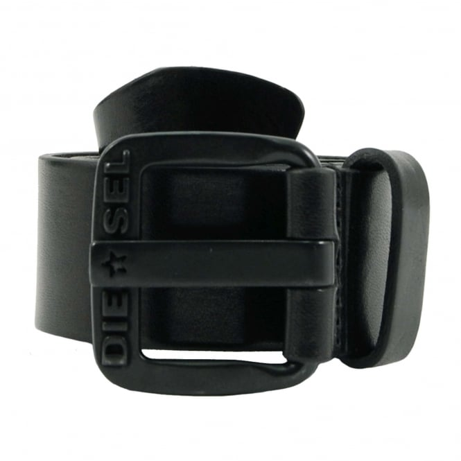 Diesel B-Star Belt Black Black