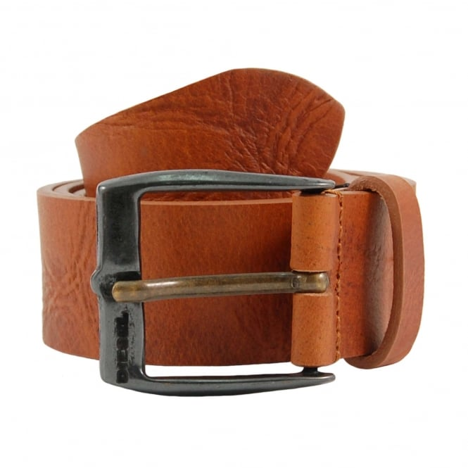 Diesel B-Whyz Belt Ginger Bread