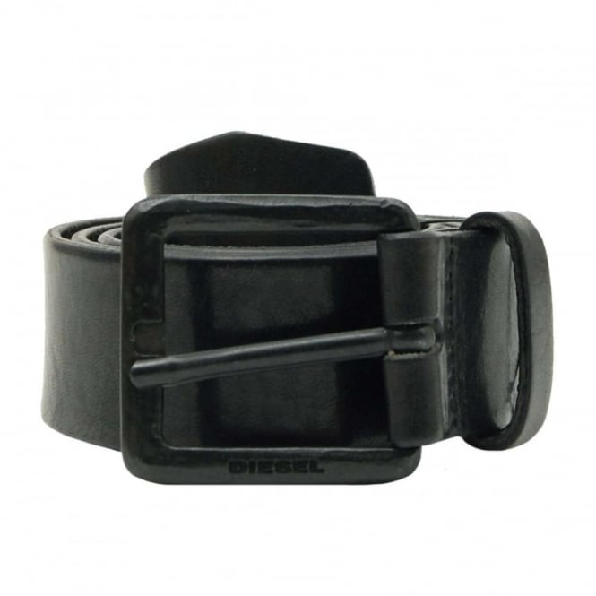 Diesel Bas Belt All Black