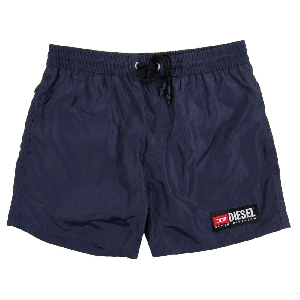 4be3837c72764 Diesel BMBX-Wave-2.017 Swim Shorts Navy - Mens Clothing from Attic ...