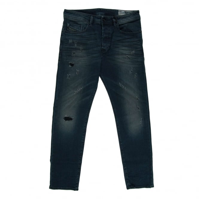 Diesel Buster Jeans 677K Royal Indigo Stretch