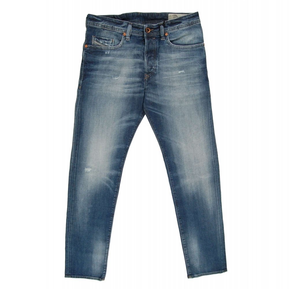diesel buster jeans 84dd stretch mens clothing from attic clothing uk. Black Bedroom Furniture Sets. Home Design Ideas