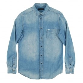 D-Carry Chambray Shirt