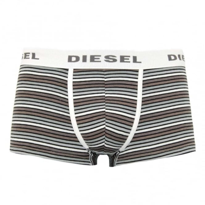 Diesel Hero Boxers Black White Stripe
