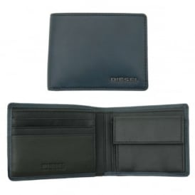 Hiresh XS Wallet India Ink Anthracite