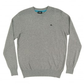 K-Pablo Jumper Marl Grey