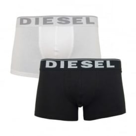 Kory 2 Pack Boxers Black White