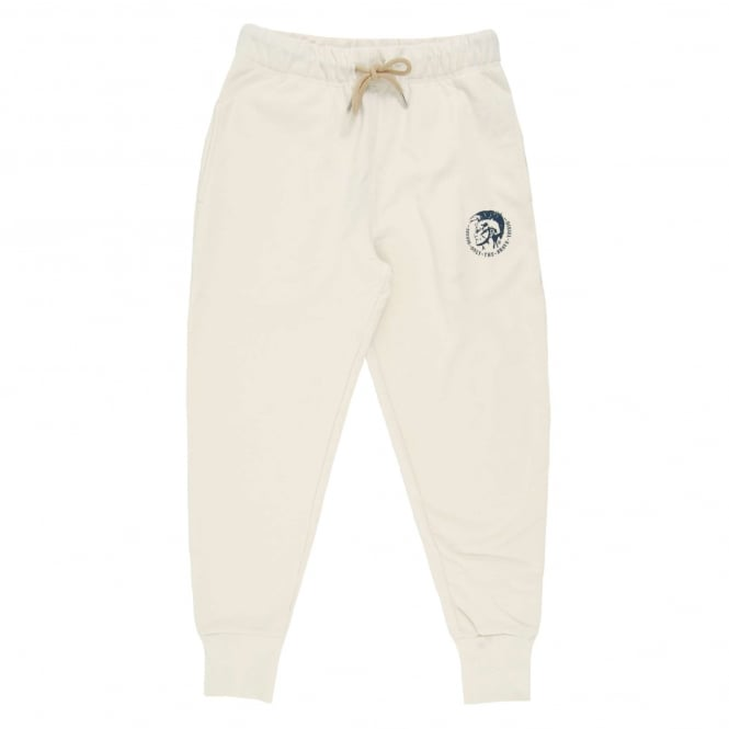 Diesel Peter Joggers Cream Natural