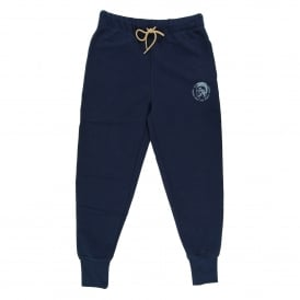 Peter Joggers Navy Natural