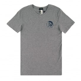 Randal T-Shirt Marl Grey