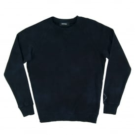 S-Bros Dye Sweatshirt Navy Blue