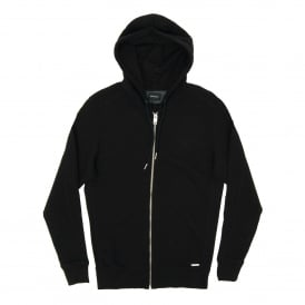 S-Tad Zip Hoody Black