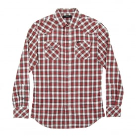 S-Zule Check Shirt Red