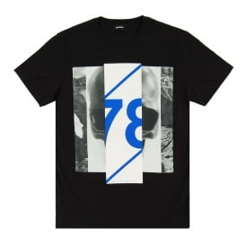 T-Diego-FT T-Shirt Black